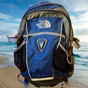 The North Face Blue Backpack Yavapai Hiking
